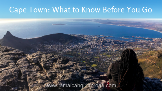 Cape Town: What to Know Before You Go