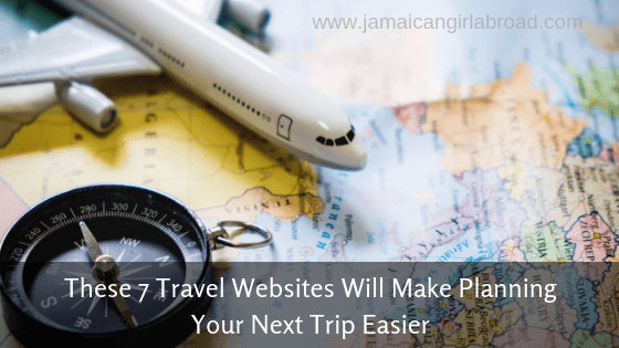 These 7 Travel Websites will Make Planning Your Next Trip Easier