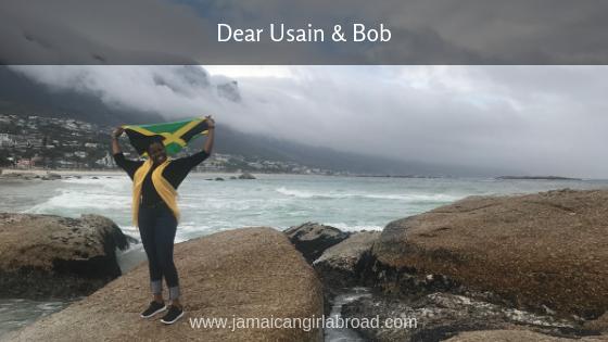 Dear Usain & Bob