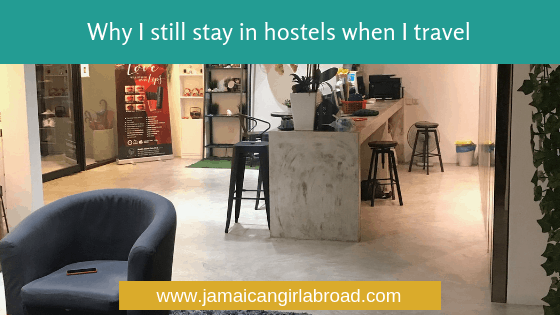 Why I still stay in hostels when I travel