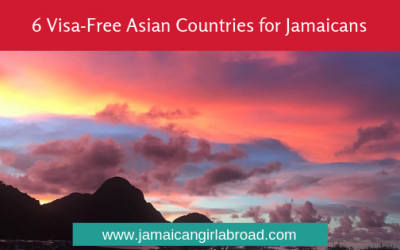 6 Visa-Free Asian Countries for Jamaicans
